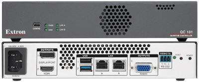 QC 101 Контроллер QC 101 для процессоров видеостен Quantum Elite и Quantum Connect